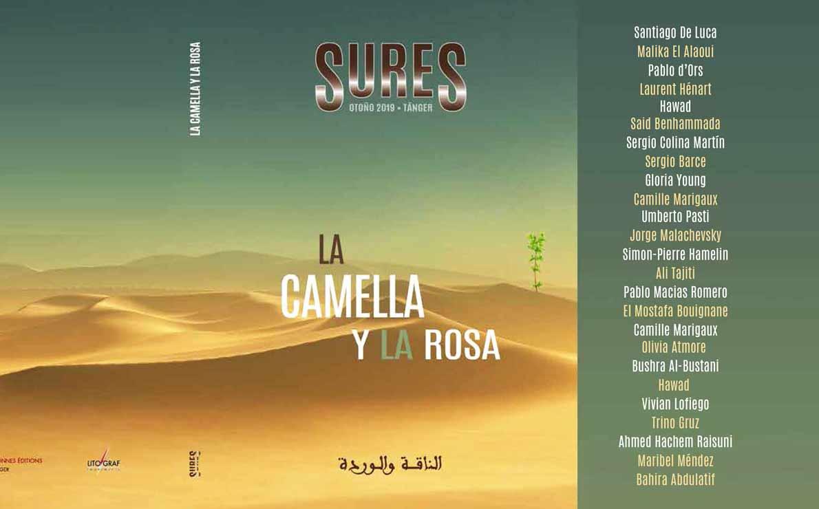 Revista SureS LA CAMELLA Y LA ROSA