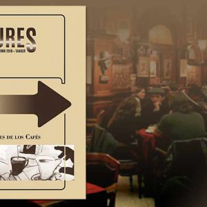 """Presentación de la revista Sures nº 2 """"Las Voces de los Cafés"""""""