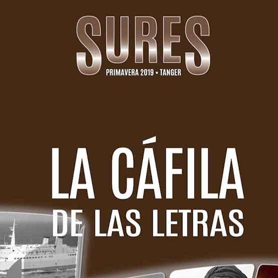 Revista SureS La Cáfila de las Letras. Primavera 2019