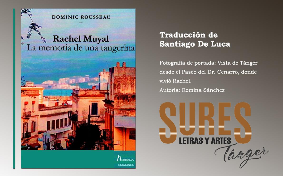 Libro de las memorias de Rachel Muyal